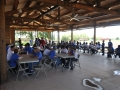 Students celebrate Earth Day at Josey Pavilion