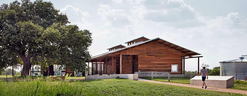 Josey Pavilion :: Dixon Water Foundation