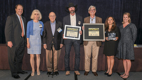DWF receives Leopold Conservation Award®